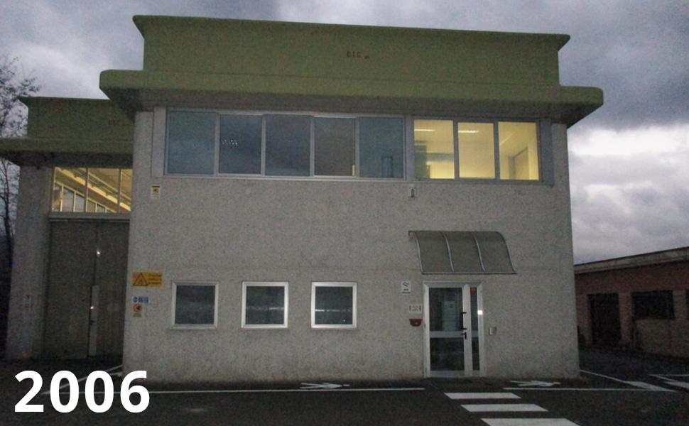 Sede azienda 2006